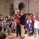 Cino e Maria Antonietta Ventre a Una canzone per Mariele