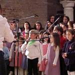 Coro a Una canzone per Mariele_10
