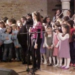 Coro a Una canzone per Mariele_8