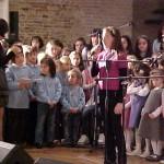 Coro a Una canzone per Mariele_9