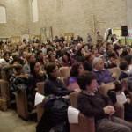Il pubblico numeroso a Una canzone per Mariele